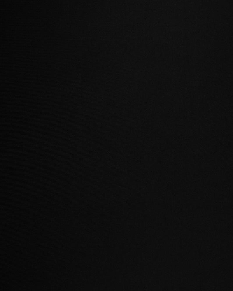 Lycra Mat Noir - Tissushop