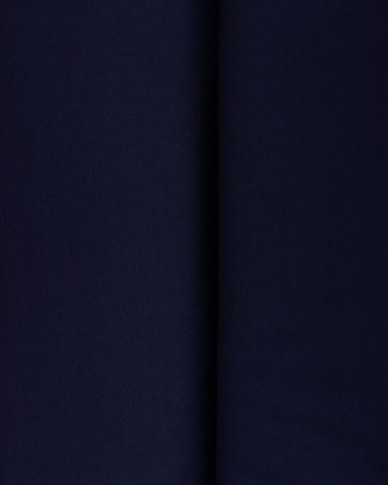 Lycra Mat Bleu Nuit - Tissushop