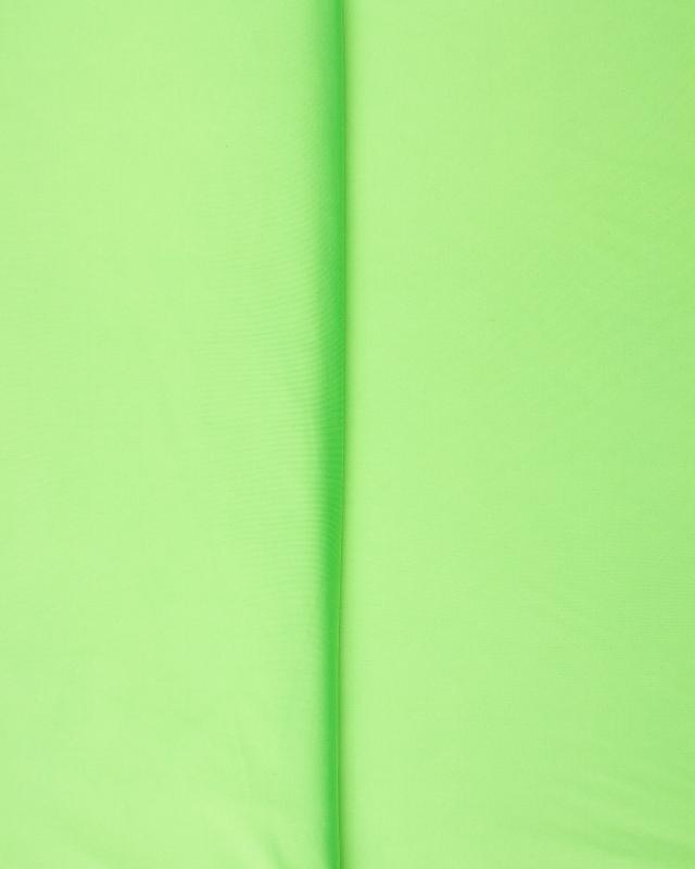 Lycra Mat Vert Fluo - Tissushop