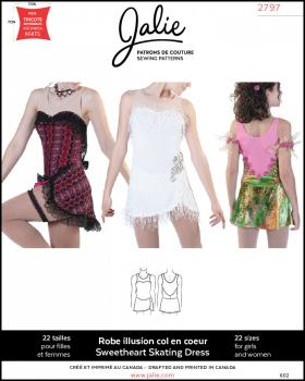 Sewing pattern - JALIE 2797 - Tissushop