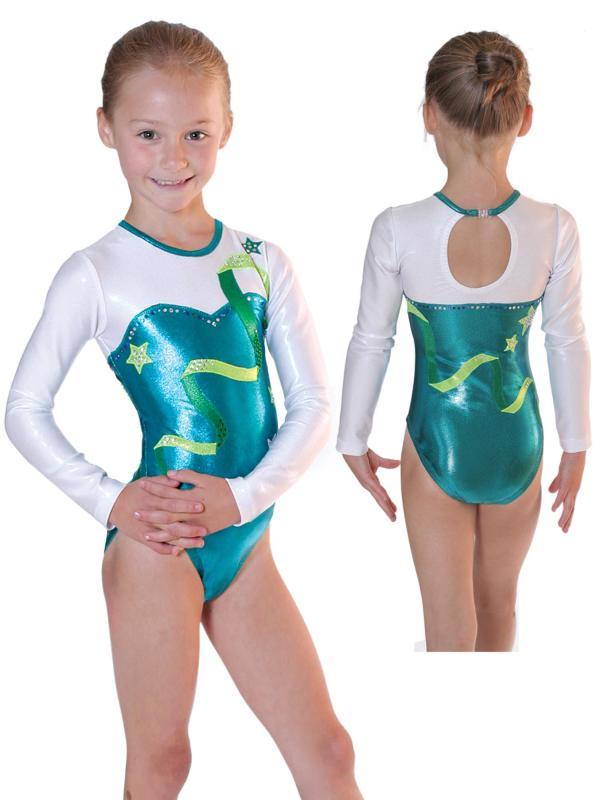 Patron de couture - JALIE 3026 Justaucorps Gymnastique rythmique - Tissushop