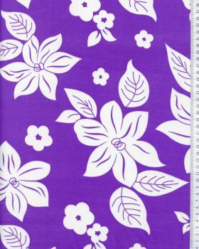 Polynesian Fabric NANIHI Purple - Tissushop