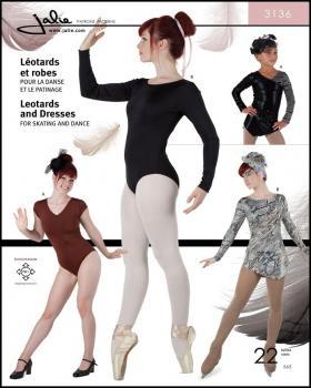 Patron de couture - JALIE 3136 - Tissushop