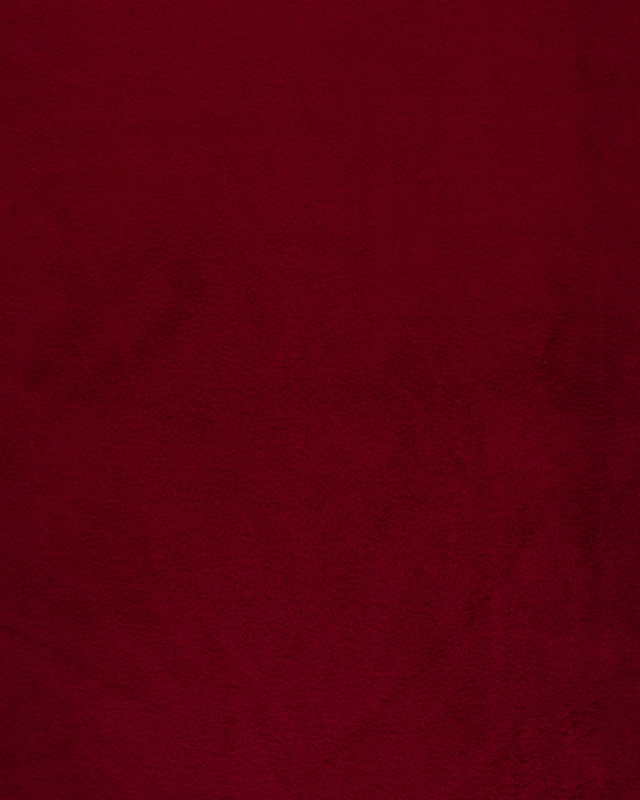 Fleece Bordeaux - Tissushop