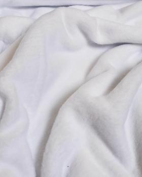 Fleece White - Tissushop