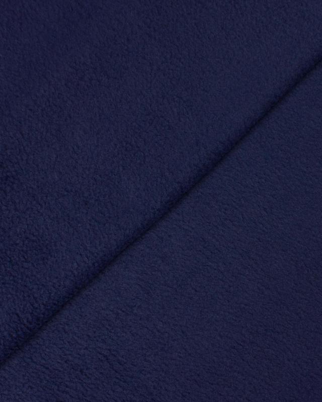 Polaire Bleu Marine - Tissushop