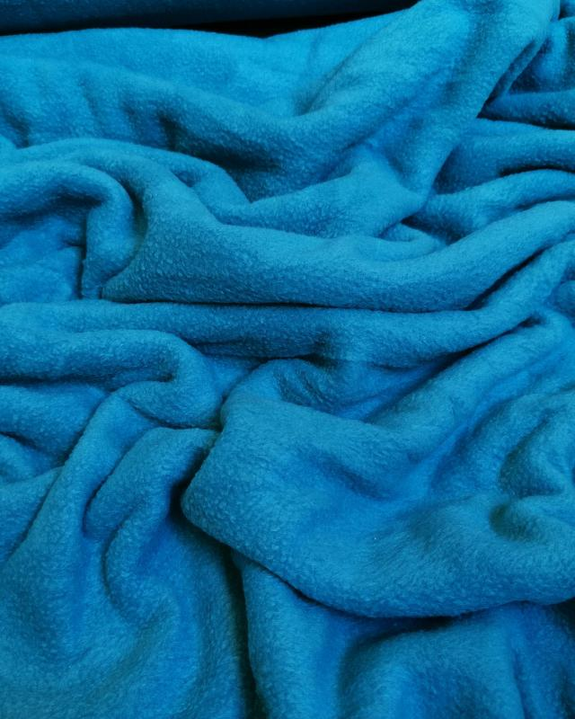 Fleece Turquoise Blue - Tissushop