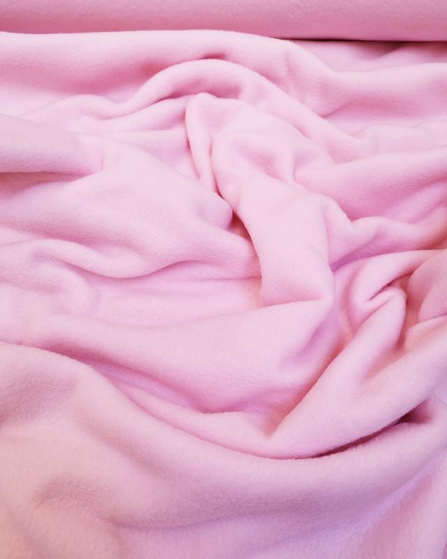 Fleece Light Pink - Tissushop