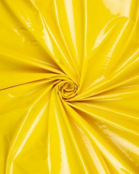 Tissu Vinyl Jaune - Tissushop