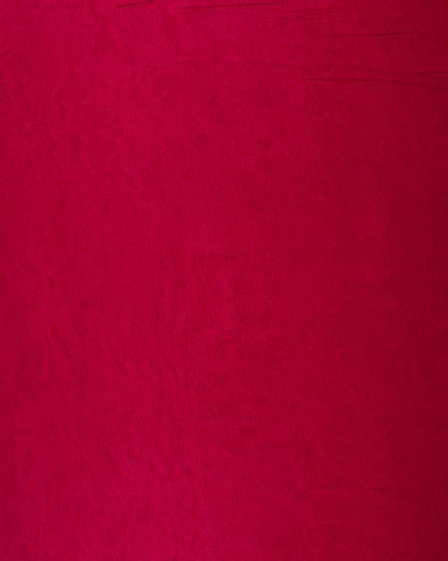 Plain viscose jersey Burgundy - Tissushop