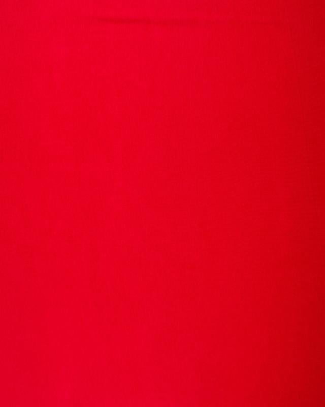Jersey viscose uni Rouge - Tissushop