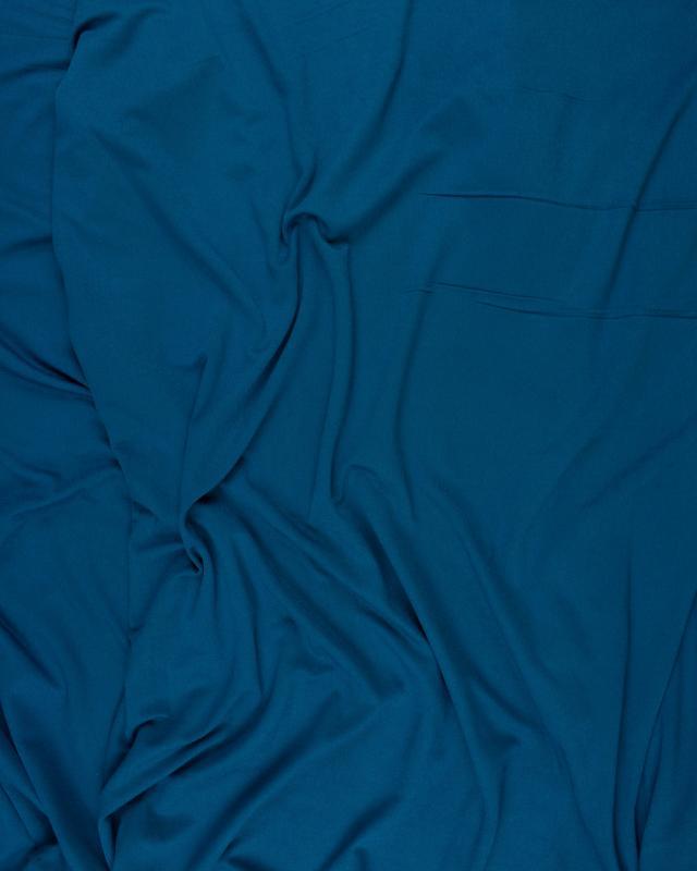 Plain viscose jersey Dark Cyan - Tissushop