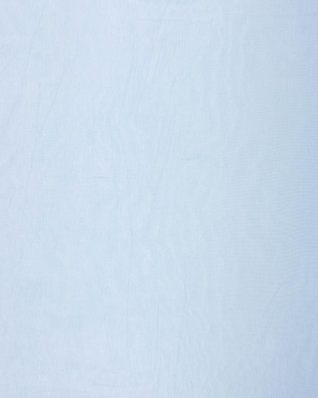 Plain viscose jersey Light Blue - Tissushop