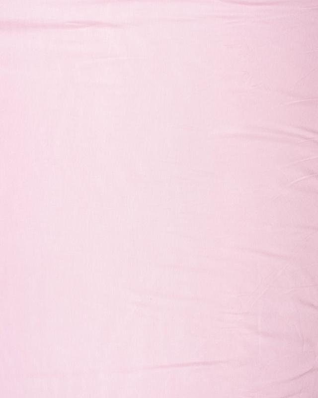 Plain viscose jersey Light Pink - Tissushop