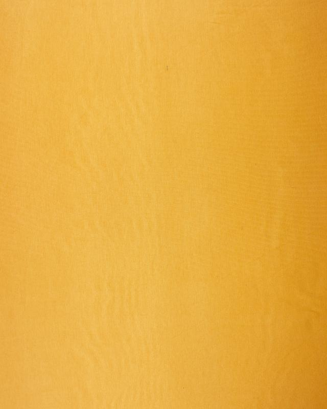 Plain viscose jersey Mustard - Tissushop