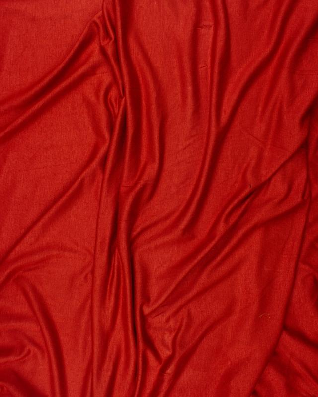 Plain viscose jersey Copper - Tissushop