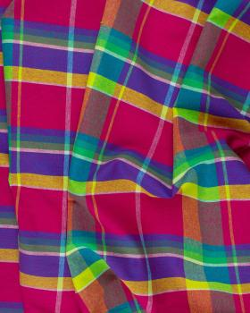 Madras traditional Pink - Tissushop