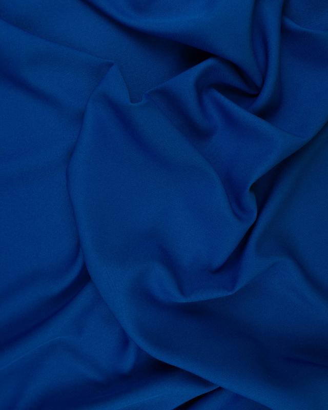 Burlington grande largeur non-feu Bleu Roi - Tissushop