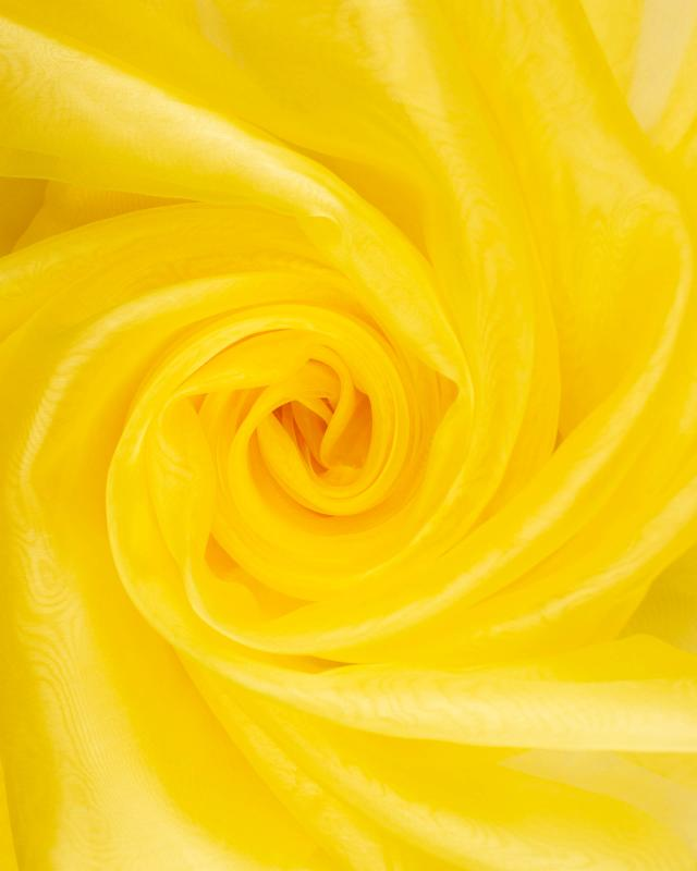 Organza large width Dandelion Yellow - Tissushop