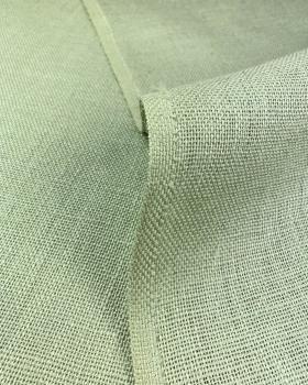 Jute cloth - 330 gr/m² - 260 cm - Almond Green - Tissushop