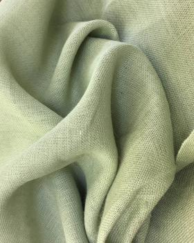 Jute cloth - 330 gr/m² - 260 cm - Almond Green - Tissushop