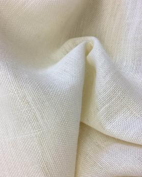 Jute cloth - 330 gr/m² - 260 cm - White - Tissushop