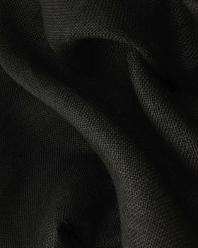 Jute cloth - 330 gr/m² - 260 cm - Black - Tissushop