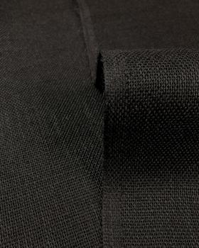 Jute cloth - 330 gr/m² - 260 cm - Black - Tissushop