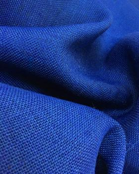 Jute cloth - 330 gr/m² - 260 cm - Blue - Tissushop
