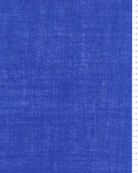 Jute cloth - 330 gr/m² - 260 cm - Blue - Tissushop