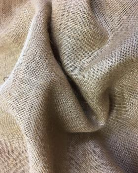 Jute cloth - 330 gr/m² - 260 cm - Natural - Tissushop