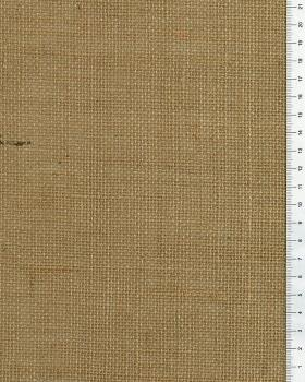 Toile de jute - 330 gr/m² - 260 cm - Naturel - Tissushop