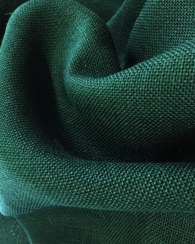 Jute cloth - 330 gr/m² - 260 cm - Dark Green - Tissushop