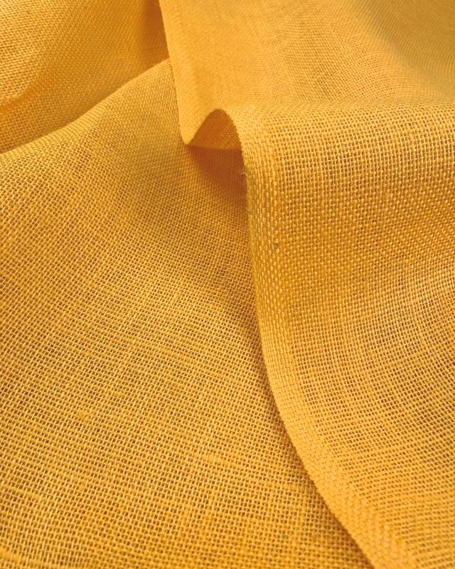 Jute cloth - 330 gr/m² - 260 cm - Yellow - Tissushop