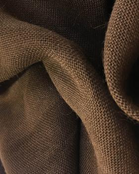 Jute cloth - 330 gr/m² - 260 cm - Brown - Tissushop