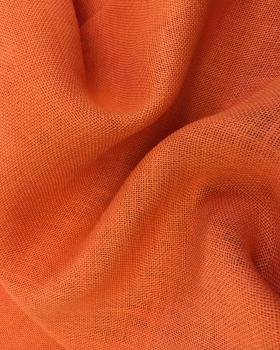 Jute cloth - 330 gr/m² - 260 cm - Orange - Tissushop