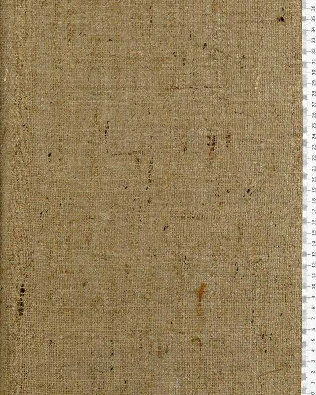 Hessian jute cloth - 300 gr/m² - 100 cm - Natural - Tissushop