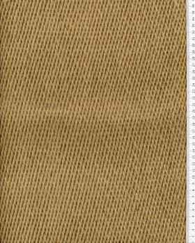 Toile de jute très épaisse - Dressage chien - 100 cm - Naturel - Tissushop