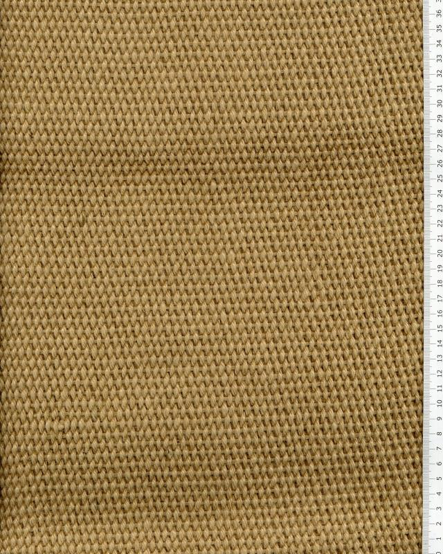 Very heavy Jute fabric - Dog training - 100 cm - Natural - Tissushop