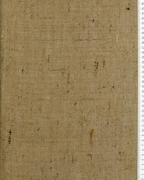 Toile de jute Hessian - 300 gr/m² - 120 cm - Naturel - Tissushop