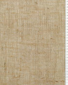 Toile de jute CS 190 - 190 cm - Naturel - Tissushop