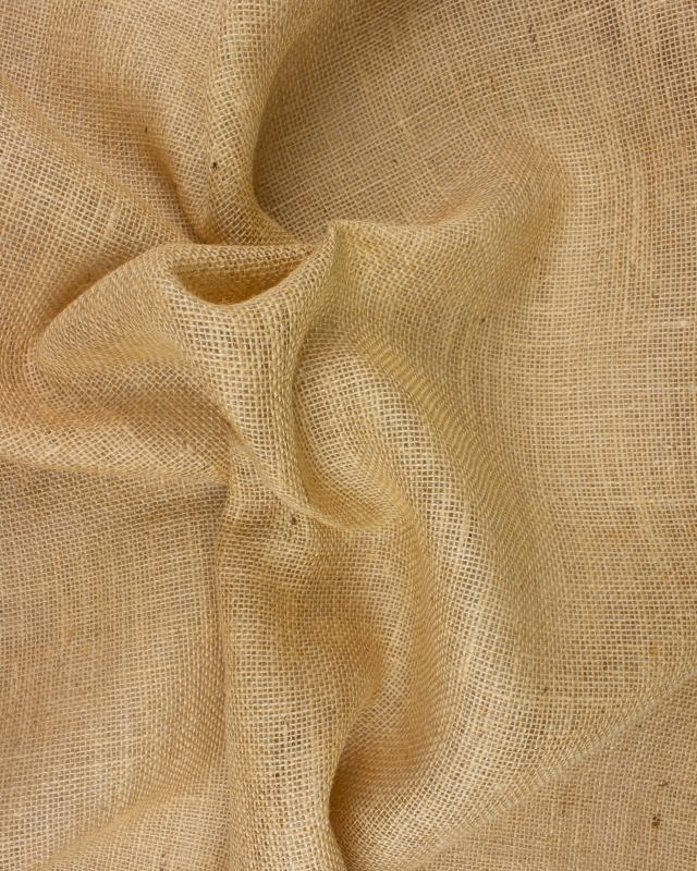 Toile de jute CS 255 - 190 cm - Naturel - Tissushop