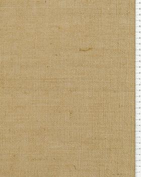 Toile de jute CS 334 - 190 cm - Naturel - Tissushop