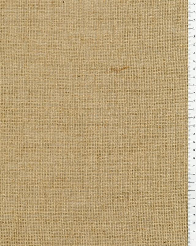 Toile de jute CS 334 - 190 cm - Naturel - Tissushop