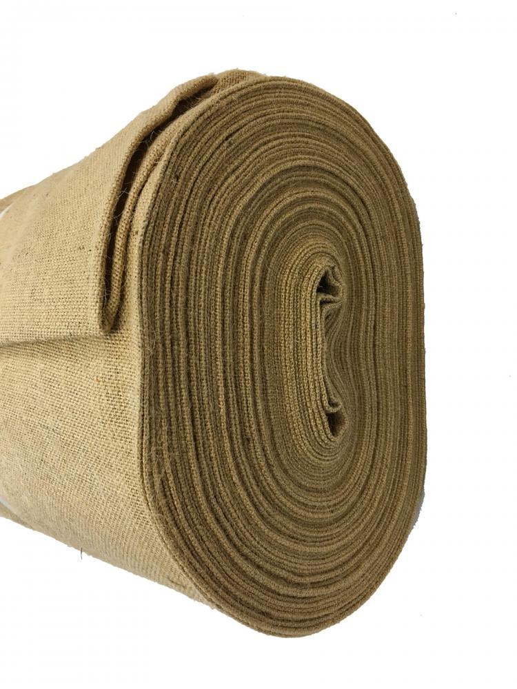 Jute cloth CS 380 - 190 cm - Natural - Tissushop