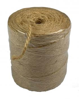 Rope of jute yarn Natural - Tissushop