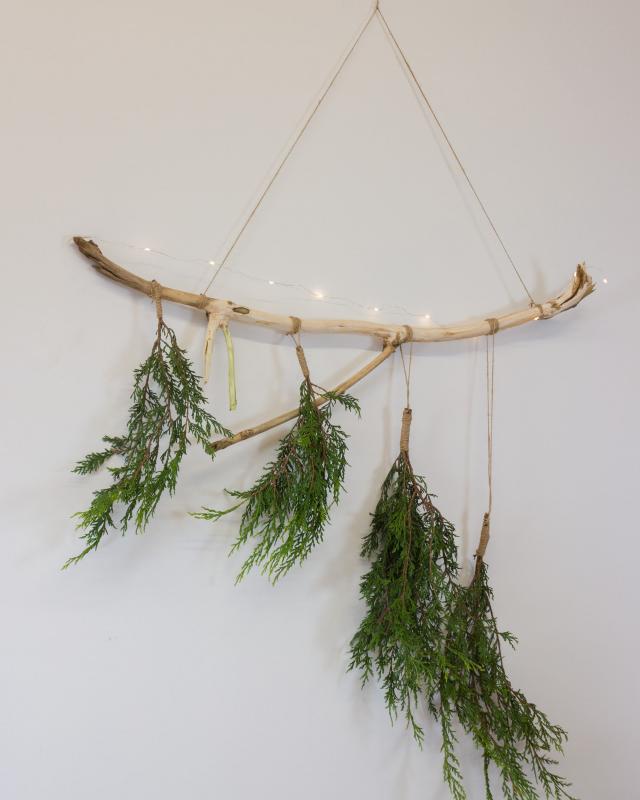Rope of jute yarn Natural - Tissushop