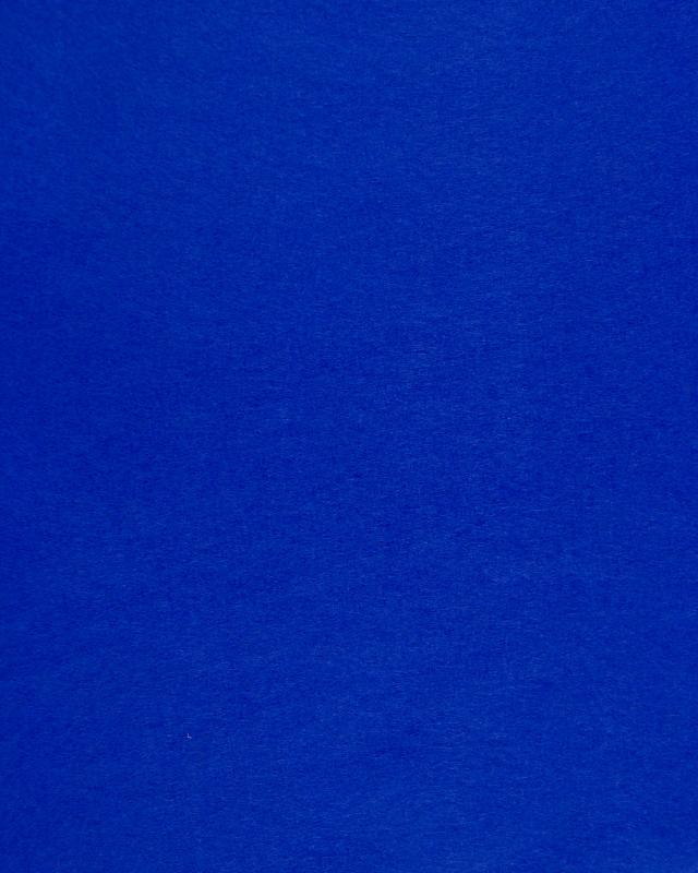 Feutrine Bleu Roi - Tissushop