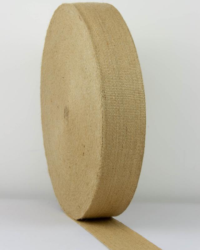 Sangle de Jute CS 850 en 85 mm Naturel - Tissushop