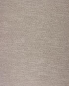 Tissu aspect velours Beige - Tissushop